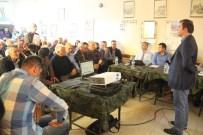 ÇEVRE İL MÜDÜRLÜĞÜ - Bergama'da Kritik ÇED Toplantısı