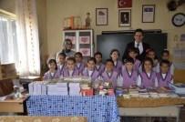 AHMET ÖZCAN - Kilis'te 'Kitap Topla, Kütüphanesiz Okul Bırakma' Projesi