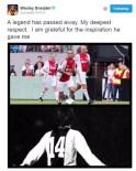 CRUYFF - Sneıjder'den Cruyff Paylaşımı