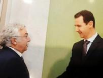 ŞAFAK PAVEY - Şükrü Sina Gürel Esad'la görüştü