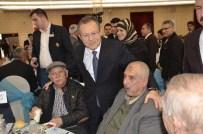 DOĞALGAZ SOBASI - Yaşlılara Saygı Haftası Kutlandı
