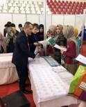 DUMLU - Ahmet Yesevi Üniversitesi Eğitim Fuarlarında Öğrencilerin Gözdesi