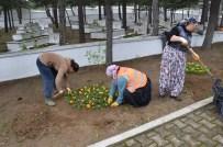 HERCAI - İnönü Şehitliği 1 Nisan Törenlerine Hazırlanıyor