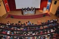 'İş Dünyası Meslek Yüksekokulu Mezunlarından Neler Bekliyor' Paneli