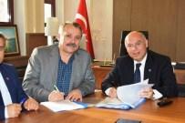 DUMLU - Süleymanpaşa Belediyesi Genil-İş Sendikası İle Toplu Sözleşme İmzaladı
