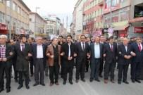 ERHAN ÜSTÜNDAĞ - Alperenler, Muhsin Yazıcıoğlu İçin Yürüdü