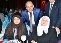 BARIŞ MANÇO - Başkan Edebali'den Yaşlılara Vefa