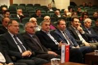 HASAN ALIŞAN - Başkan Toçoğlu Müteahhitler Birliği Genel Kurul Toplantısı'na Katıldı