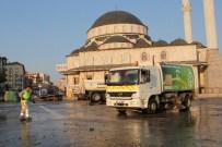 BALGAT - Halk Sağlığını Korumaya Yönelik Temizlik Çalışmaları Sürüyor