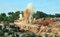 AKÇAKESE - Kaya, Patlatma Çalışmalarını Yerinde İzledi