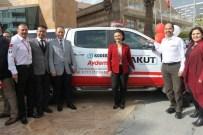 NASUH MAHRUKI - Kuşadası AKUT'a Hibe Edilen 2 Arama Kurtarma Aracı Tanıtıldı
