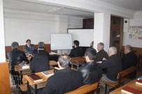 TECVID - Müftülük Personeline Hizmet İçi Eğitimi