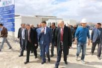 TOKİ Başkanı Turan Boğazlıyan Kentsel Dönüşüm Projesi Çalışmalarını İnceledi