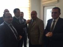 BAYRAM ÖZTÜRK - Yomra AK Parti Danışma Meclisi Toplantısı
