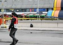 İSTANBUL OTOGARI - İstanbul Otogarında Şüpheli Çanta Alarmı