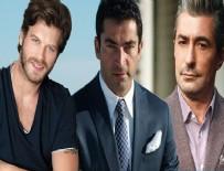 AHMET ÜMIT - Kenan İmirzalıoğlu, Erkan Petekkaya ve Kıvanç Tatlıtuğ aynı filmde mi buluşacak?