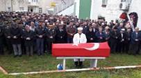 HASAN BAŞOĞLU - Kıbrıs Gazisi Son Yolculuğuna Askeri Törenle Uğurlandı