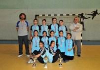 HALTER TAKIMI - Mamak Belediyesi Spor Kulübü Çok İddialı