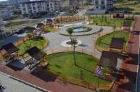 3 Bin 500 Metrekarelik Park Açılışa Hazırlanıyor