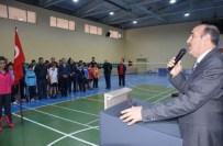 YAKıNCA - Badminton Grup Müsabakaları Başladı