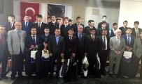 İSMAİL BİLGİÇ - Bandırma'da Kuran-I Kerim Ve Ezan Okuma Yarışması Yapıldı