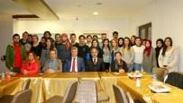 Başkan Dinç Gençlerle Bir Araya Geldi