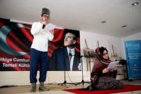 SIMURG - Başkan Remzi Aydın, 'Çanakkale Şehitleri' Programına Katıldı