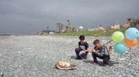 ÖLÜ DENİZ - Dörtyol Sahilinde 6 Deniz Kaplumbağası Ölü Bulundu