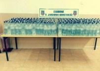 VOTKA - Edirne'de Sahte İçki Operasyonu