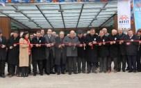 BAYıNDıRLıK VE İSKAN BAKANı - Hitit Üniversitesi Meslek Yüksek Okulları 1 Ve 2 Etap Hizmet Binaları Açıldı