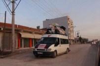 ÇOCUK AYAKKABISI - Mardin'de Yaralar Sarılıyor