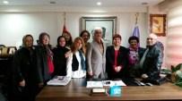 MHP'li Kadınlardan Başsağlığı Ziyareti