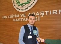 AHMET ÖZCAN - 'Akıllı Hastane' Kapılarını İHA'ya Açtı