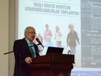 MUAZZEZ İLMİYE ÇIĞ - 'Yaşlı Dostu Kentler Sürdürülebilirlik Toplantısı'