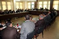 SALIH ALTUN - Bitlis'te Turizm Konulu Değerlendirme Toplantısı