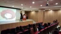 GÜRLEK - Erişkin Yoğun Bakım Servislerinde Görev Yapan Personele Yönelik Eğitim Çalışması Yapıldı
