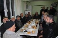 SEHER VAKTI - Ertuğrul Gazi Camii Cemaati Cuma Sabahları Kahvaltıda Buluşuyor