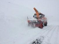 ÇIĞ DÜŞMESİ - Mart'ta Karla Mücadele
