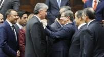 DAVUT ÇALıŞKAN - MHP'li Belediye Başkanı AK Parti'ye Geçti