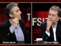 NEDIM ŞENER - Nedim Şener Zekeriya Öz'ü ve cemaati ağır dille eleştirdi