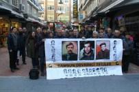 SOSYALIZM - Samsun'da Kızıldere Eylemi