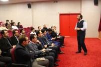 Yazar Özburun Açıklaması 'Öğretmen Sınıfın En Çalışkan Öğrencisidir'