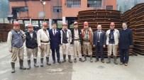 GRIZU PATLAMASı - AK Parti Kozlu İlçe Teşkilatı 3 Mart Maden Faciasını Andı