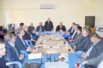 BATTAL COŞKUN - Besni Güvenlik Güçlerine Yardım Derneğine Cuma Ayhan Seçildi