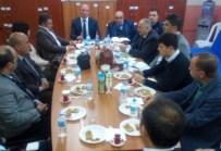 Burhaniye'de Müdürler Toplantısı