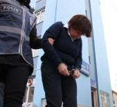CHAVEZ - Güney Amerikalı Hırsızlar Polisten Kaçamadı