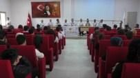 RAMAZAN CEYLAN - Şef Ve Aşçılar Beyşehir'de Buluştu
