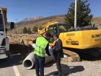 Seydişehir Belediyesi'nden Taraşçı'da Altyapı Çalışması