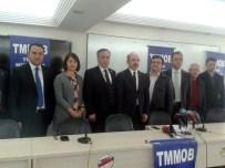 İŞ GÜVENLİĞİ YASASI - TMMOB'dan İş Kazalarına Tepki Açıklaması