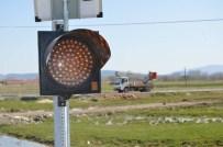 TRAFİK LEVHASI - Trafik Güvenliği İçin 'Sinyalizasyon' Çalışması